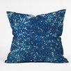 DENY Designs Social Proper Tinsel II Throw Pillow