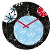 "DENY Designs Rachael Taylor 12"" Bauble Magic Wall Clock"