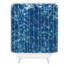 DENY Designs Social Proper Tinsel Ii Shower Curtain