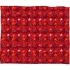 DENY Designs Julia Da Rocha Christmastrees Plush Fleece Throw Blanket