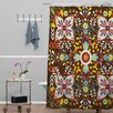 DENY Designs Khristian A Howell Wanderlust Shower Curtain
