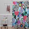 DENY Designs Khristian A Howell Valencia 1 Shower Curtain
