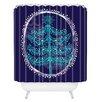 DENY Designs Rachael Taylor Decorative Tree Shower Curtain