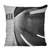 DENY Designs Leonidas Oxby the Subway Throw Pillow