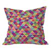 DENY Designs Bianca Green Throw Pillow