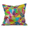 DENY Designs Bianca Green Thoughts Indoor/Outdoor Throw Pillow