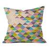DENY Designs Bianca Green Completely Incomplete Indoor/Outdoor Throw Pillow