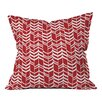 DENY Designs Andrea Victoria Jolly Throw Pillow