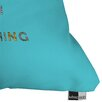 DENY Designs Bianca Green Queen Of Everything Throw Pillow