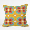 DENY Designs Steven Scott Bubbles and Butterflies Indoor/outdoor Throw Pillow