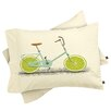 DENY Designs Florent Bodart Acid Pillowcase