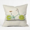 DENY Designs Florent Bodart Acid Throw Pillow