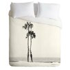 DENY Designs Bree Madden Two Palms Lightweight Duvet Cover