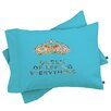 DENY Designs Bianca Green Her Daily Motivation Pillowcase