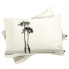 DENY Designs Bree Madden Two Palms Pillowcase