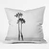 DENY Designs Bree Madden Two Palms Throw Pillow