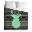 DENY Designs Allyson Johnson Deer and Aztec Duvet Set