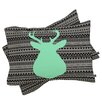 DENY Designs Allyson Johnson Deer and Aztec Pillowcase
