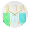 DENY Designs Trevey Essie By Laura Trevey Clock