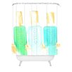 DENY Designs Laura Trevey Essie Shower Curtain