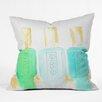 DENY Designs Essie by Laura Trevey Indoor/Outdoor Throw Pillow