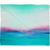 DENY Designs In Your Dreams Fleece by Laura Trevey Throw Blanket