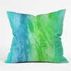 DENY Designs Caribbean Sea by Laura Trevey Indoor/Outdoor Throw Pillow