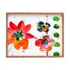 DENY Designs Summer in Watercolor by Laura Trevey Rectangle Tray