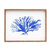 DENY Designs Sea Coral by Laura Trevey Rectangle Tray