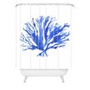 DENY Designs Sea Coral by Laura Trevey Shower Curtain