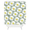 DENY Designs Georgiana Paraschiv Chamomile Shower Curtain