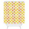 DENY Designs Hello Twiggs Bring Summer Shower Curtain