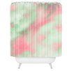 DENY Designs Caleb Troy Pastel Christmas Shower Curtain