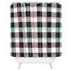 DENY Designs Zoe Wodarz Cozy Cabin Shower Curtain