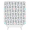 DENY Designs Andi Bird Paisley Ornamental Shower Curtain