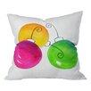 DENY Designs Laura Trevey Holiday Throw Pillow
