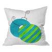 DENY Designs Laura Trevey Tis The Season Throw Pillow