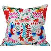 DENY Designs Deb Haugen Mexican Surf Trip Indoor/Outdoor Throw Pillow