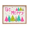 DENY Designs Heather Dutton Be Merry Tray