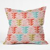 DENY Designs Heather Dutton Trim A Tree Chill Throw Pillow