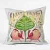 DENY Designs Cori Dantini Merry Throw Pillow