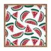 DENY Designs Zoe Wodarz Watermelon Wander Tray