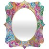 DENY Designs Stephanie Corfee Flourish Allover Quatrefoil Mirror