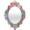 DENY Designs Stephanie Corfee Flourish Allover Baroque Mirror