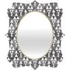 DENY Designs Holli Zollinger Stacked Quatrefoil Mirror