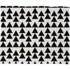DENY Designs Holli Zollinger Triangles Fleece Throw Blanket