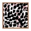 DENY Designs Georgiana Paraschiv Bwabstract 02 Square Tray