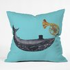 DENY Designs Terry Fan Throw Pillow