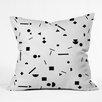 DENY Designs Mareike Boehmer Throw Pillow