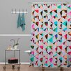 DENY Designs Caleb Troy Indie Mute Polyester Shower Curtain